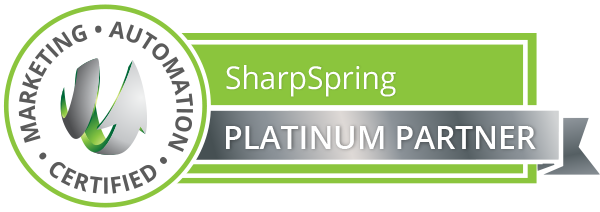 Sharpspring Gold Certified