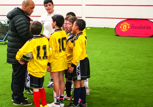 5 ways football foundations are raising aspirations in young people