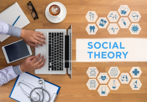 What social theories are involved with social marketing campaigns?