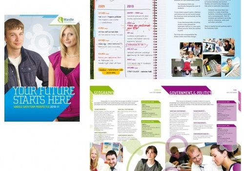 Wardle High School 6th Form Prospectus