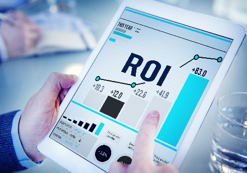How do you measure ROI with a social marketing campaign?